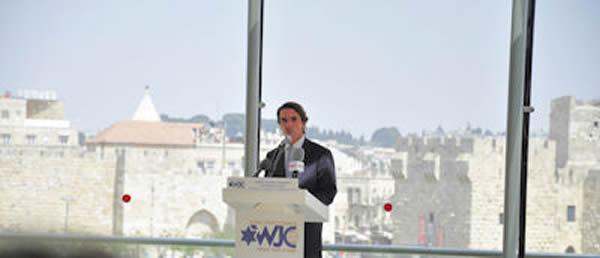« Si Israël tombe, nous tomberons tous ! » par José-Maria Aznar
