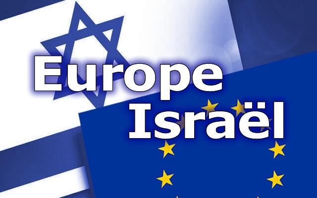 Europe- Israël est née ! Par Rachel Franco