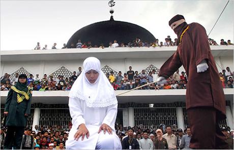 Les tribunaux islamiques en Angleterre légitiment le viol et la lapidation