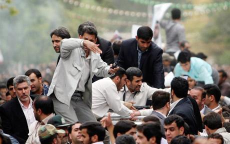 Liban : tentative d'attentat contre Ahmadinejad – par Ftouh Souhail
