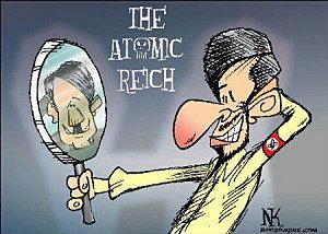 Ahmadinejad : la montée en puissance du quatrième Reich ? – par Guy Millière