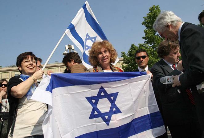 Discours de Fiamma Nirenstein à Rome pour le lancement de «Per la verita per Israele»
