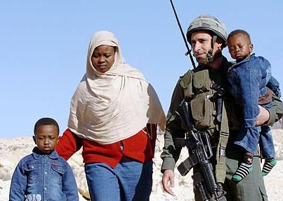 L'aide humanitaire et internationale: des valeurs  israéliennes clés