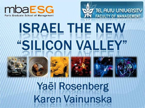 Israël: les Israéliens inventent, brevettent et lancent des entreprises plus que quiconque sur la planète