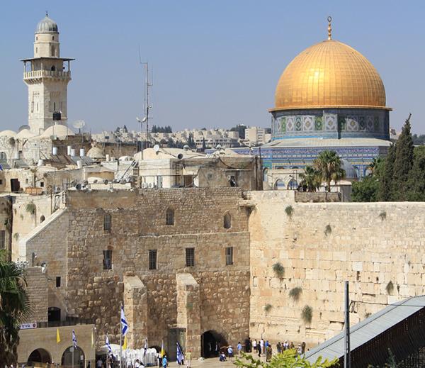 Jérusalem capitale indivisible et Eternelle du Peuple Juif et capitale de l'Etat d'Israel
