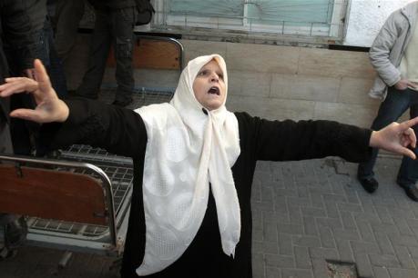 Un gazaoui brûle son fils. De la barbarie endémique aux accusations antisémites…