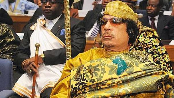 """Kadhafi : """"les musulmans vont hériter de l'Europe; La Turquie sera un cheval de Troie"""""""