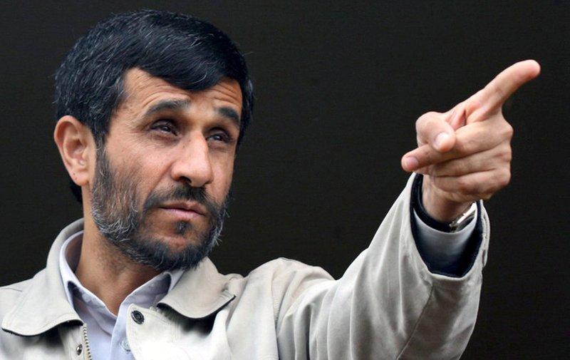 Pour Ahmadinejad, le printemps des peuples arabes annonce la fin du »régime sioniste»