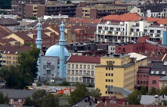Pas de mosquée saoudienne en Norvège, tant qu'il n'y a pas de liberté religieuse en Arabie Saoudite