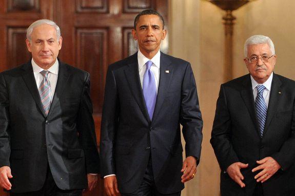 Accords de paix: un double langage de la part de l'A.P serait-il imaginable..? par Marc LEV