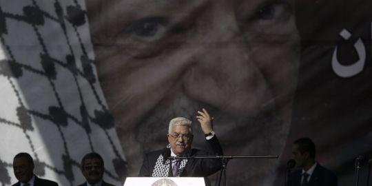 Abbas rappelle les Etats-Unis à leurs engagements
