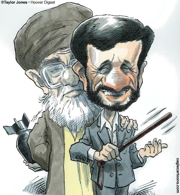 « L'apocalypse nucléaire iranienne » Par Michel Garroté