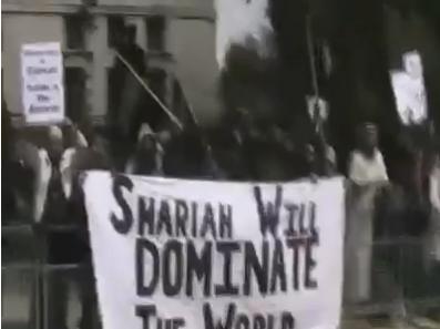 Vidéo: Sharia will dominate the World ! La Charia dominera le Monde !