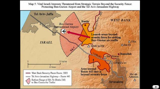 vidéos: la portée des rockets lancées depuis Gaza et les lignes de défenses d'Israël