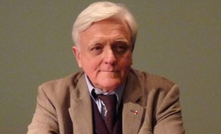 Elie Barnavi atteint du syndrôme de Gilles de la Tourette dans les petits papiers du CRIF