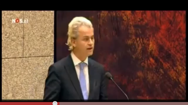 Vidéo: Geert Wilders interviewé par PI News