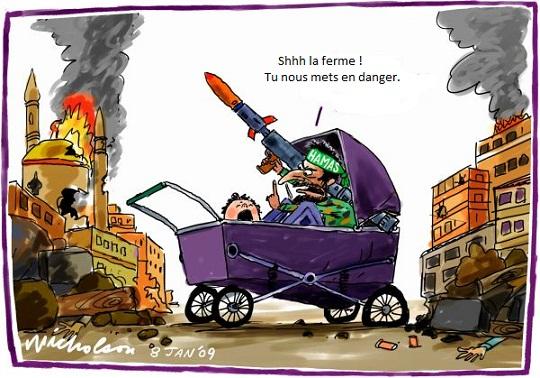 Le Hamas devrait apprendre à compter…