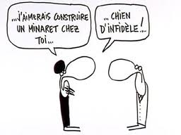 Je suis islamophobe. Je persiste et je signe. – Par Michel Garroté