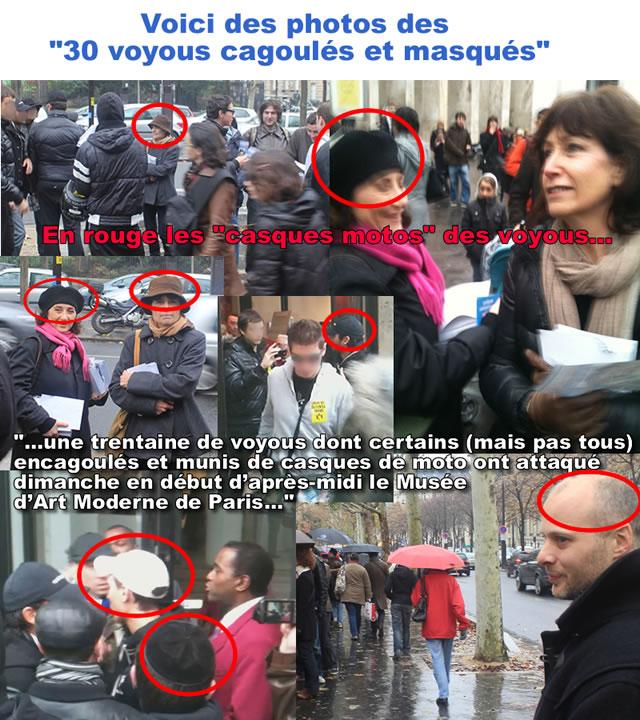 Un député peu scrupuleux de vérité ne supporte pas la liberté d'expression en France !