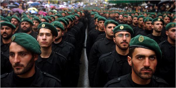"""Un exercice """"Heure H"""" du Hezbollah pour renverser le gouvernement libanais et déclencher une guerre contre Israël"""