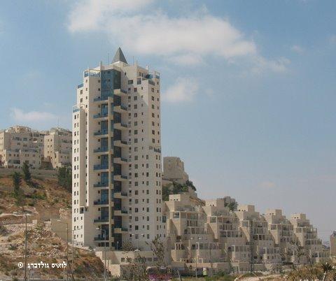 Jérusalem est la capitale de l'État d'Israël. Homat Shmuel est à majorité Juive depuis avant la 1ère guerre Mondiale