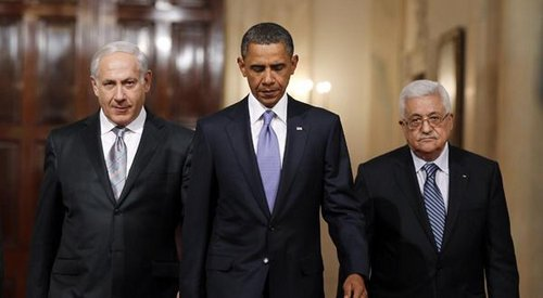 Israël-Palestine : le plan de paix secret d'Obama