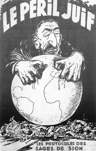 « En France, la judéophobie se porte bien » par Michel Garroté