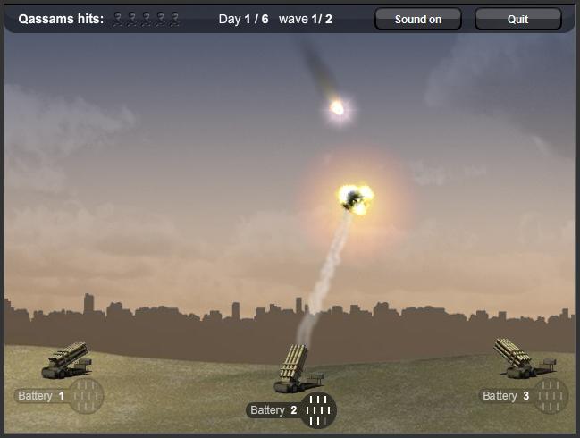 Vidéo: Israël test réussi du Dôme d'acier anti-missile