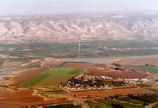 Vers une location de la vallée du Jourdain !