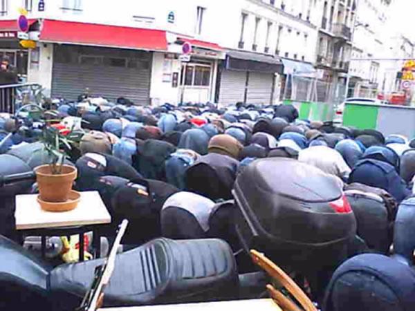 Vidéos: l'islamisation en marche en Europe…