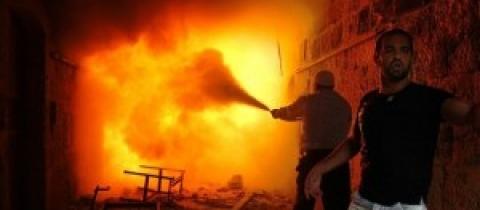 Incendies : «une nouvelle forme de terrorisme écologique»