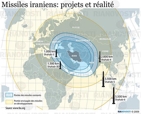 Vidéo : Tableau de la menace nucléaire, ballistique, chimique et bactériologique de l'Iran
