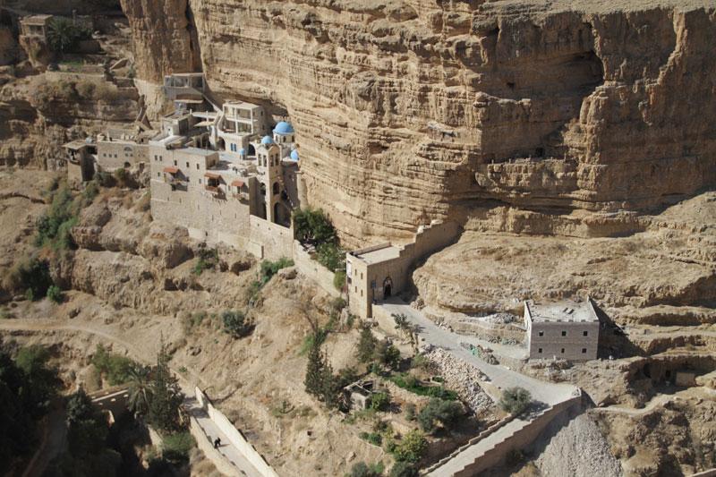 """Israël permet la rouverture du """"Monastère de pierre"""" en Judée"""