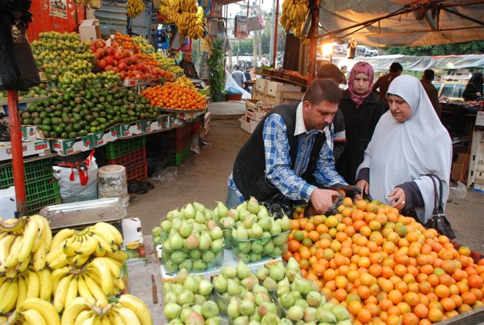 Les mendiants les plus riches de la planète – Paix et prospérité – Ramallah 2011