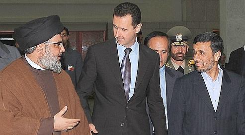 Tunisie, Egypte : Bachir el Assad a sa petite idée…