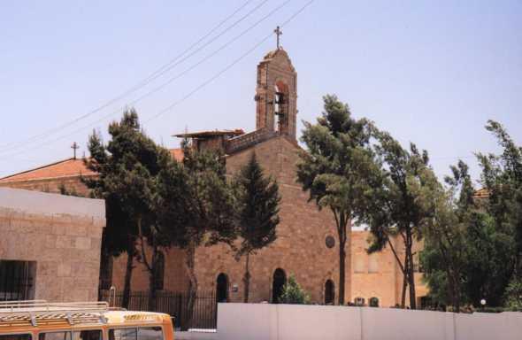 Le nombre des chrétiens diminuent dans les territoires palestiniens