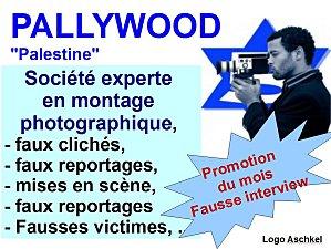 Gaza – Comment fabrique t'on une photo, qui se transformera en outil de propagande Par Aschkel