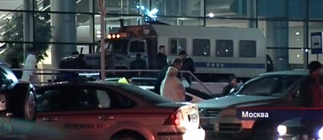 Moscou: Un attentat fait au moins 35 morts à l'aéroport Domodedovo