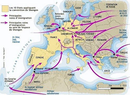 La France soutient un projet de mur à la frontière Grèce-Turquie