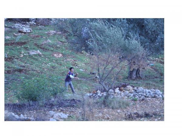 Manifestation à Bil'in: désinformation habituelle d'Euronews, du Monde, de l'AFP et de Reuters !