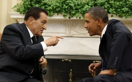 Obama va-t-il lâcher Moubarak ?