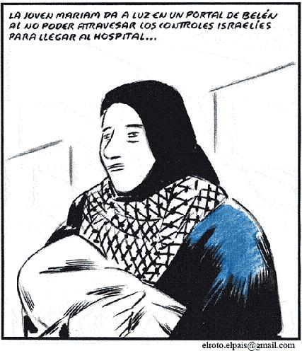 In Spain, El Roto and El País Offer Readers a Distorted View of History