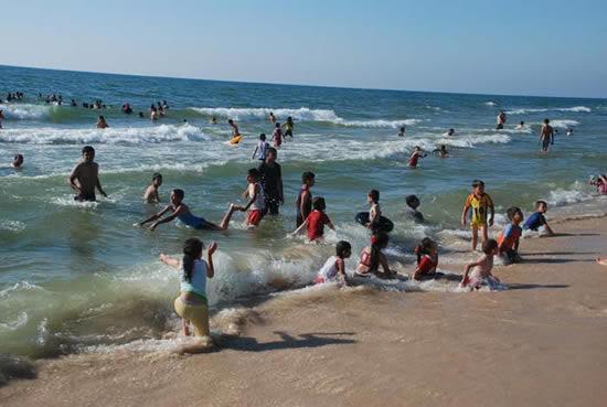 Vidéo : Gaza 2011 – votre prochaine destination de rêve !
