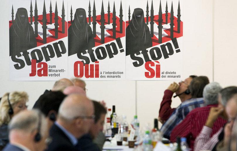 Vidéo: l'islam radical en Suisse «on peut frapper sa femme»