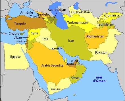 Albert Soued nous écrit sur la situation au Moyen Orient
