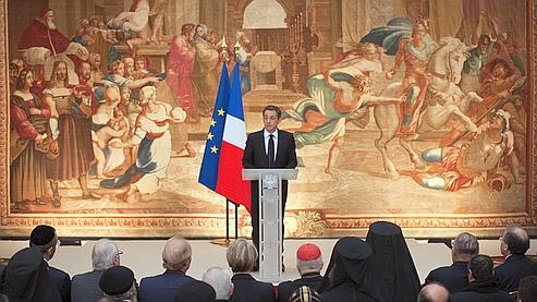Sarkozy : «Une épuration religieuse du Moyen-Orient»   par Jean-Marie Guénois