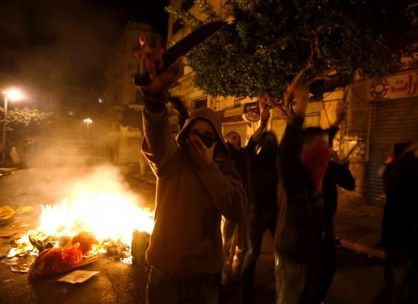 Maghreb : l'accès de fureur de la vérité par Jean-Marc DESANTI