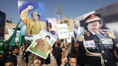 Lybie: soutenu par Hugo Chavez, il bénéficie de l'aide du Hezbollah et de la Syrie