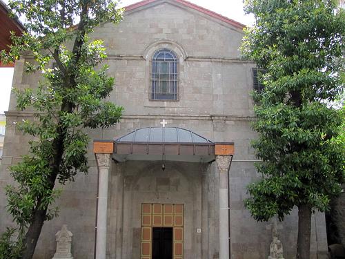 """Turquie : des """"nationalistes"""" attaquent une église catholique à Trébizonde"""