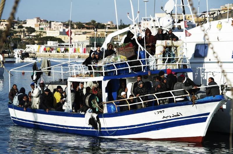 Un effet secondaire des Révolutions arabes : Les immigrations clandestines en forte croissance